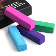 4 Colors Soft Hair Crayons Pastel Kit Temporary Chalk Dye Personalized Beauty Hair Color for DIY