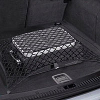 Car Trunk Cargo Net Mesh Luggage Elastic Hook Fit For AUDI A1 A3 A4 A5 A6