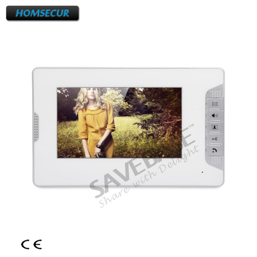 HOMSECUR Color Indoor Monitor With Mude Mode 7