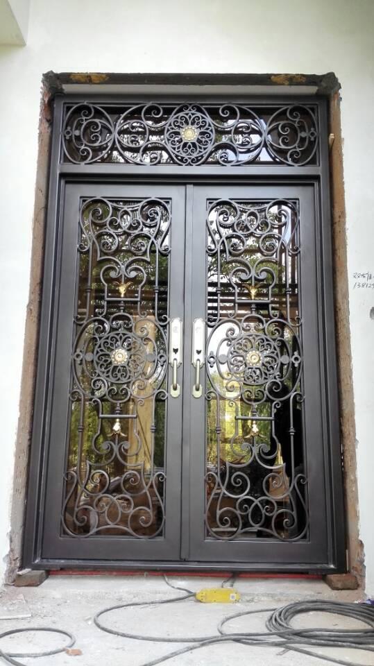 Hench 100% Steel Metal Iron  Wrought Iron Door Locksets