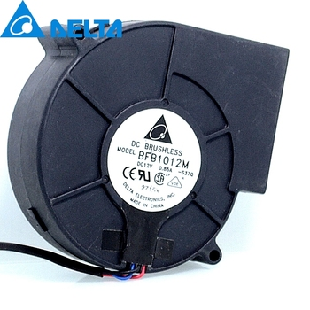 Delta New 9733 9.7CM Oven turbo blower cooling fan BFB1012M 12V 0.85A 97*97*33mm image