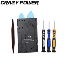 CRAZY POWER 1set Precision Cell Phones Opening Professional Repair Pry Tool Kit Screwdrivers Hand Tools Set Kit For iPhone