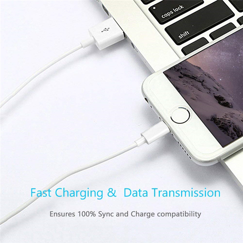 20cm-1m-2m-3m-Data-Usb-Charger-Charging-Cable-for-IPhone-X-XR-XS-Max-8