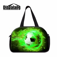 Dispalang Travel Bags best Bag for Men women Exercise Large Shoulder Duffel Bag Sporty Style footballs Tote travel trip bags
