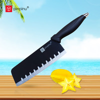 Japanese Style Black Ceramic Kitchen Knives Slicing Cutting Fruit Peeler Knife Fashion Design Kitchen Accessories Free
