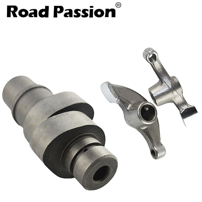 Road Passion Motorcycle Camshafts Rocker Arm For KAWASAKI BJ250 Estrella 1994 1999 TR250 HK250 TR BJ