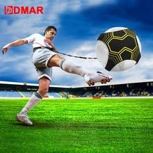 DMAR Football Kick Solo Trainer Belt Adjustable Swing bandage Control Soccer Training Aid Equipment Waist Belts Dropshipping