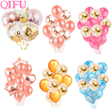 QFU Float Desk Stand Ballons Accessories Party Balloons Air Confetti Decor Birthday Balloon Arch Baloes Baloons