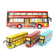 high simulation city bus alloy pull back car models flashing musical metal diecasts toy vehicles for boy birthday gift 1 43 scale alloy pull back car models high simulation chevrolet bel air 1957 metal diecasts kid s toy vehicles free shipping