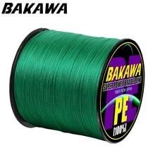 Braided-Line Japan PE Bakawa 4 Size:10-85lb 330yds-Diameter:0.2mm-0.42mm