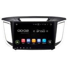 10.1″ Quad Core 1024*600 Android 5.1.1 Car Radio GPS Navigation for HYUNDAI IX25 CRETA 2014 2015