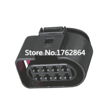цена на 10 Sets 8 pin Original Automotive Connectors Black Waterproof Connector With Terminal DJ7085B-3.5-21 8P