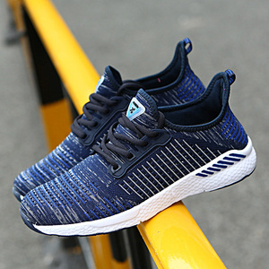 Image 3 - Summer Men Shoes Lac up Mesh Men Casual Shoes Lightweight Comfortable Breathable Couple Walking Sneakers Feminino Zapatos