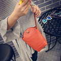 women girls small bag 2016 Summer New Retro personality Bucket Bag Handbag Shoulder Bag mobile phone bags