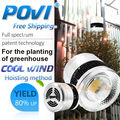 POVI  50W70W100Wfull spectrum grow lamp LED Grow Light Full Spectrum 380-780nm For Indoor Plants and Flower with Very High Yield