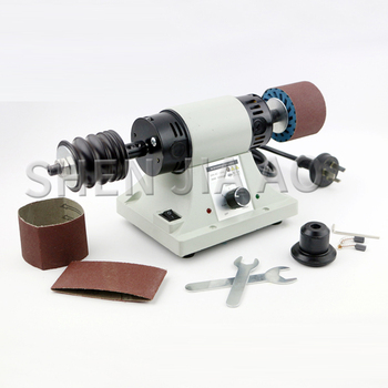 Speed belt edger / 220V / bag grinding machine / 110v / leather edge polishing machine engraving machine