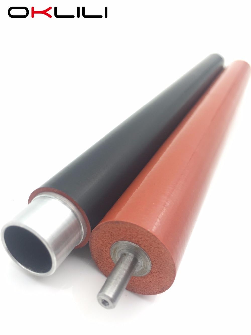 LY6754001 Heat Upper Fuser Roller lower pressure roller for Brother HL3140 HL3150 HL3170 MFC9130 MFC9330 MFC9340