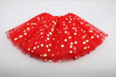 Г. Новая летняя и Осенняя детская юбка детская одежда юбки-пачки для девочек модная повседневная юбка-пачка для принцесс - Цвет: red