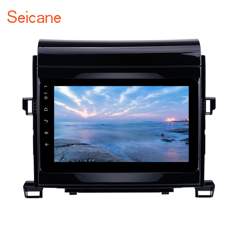 Seicane Android 8 1 8 2Din Car Radio For Toyota Vellfire ANH20 2009 2010 2011 2012