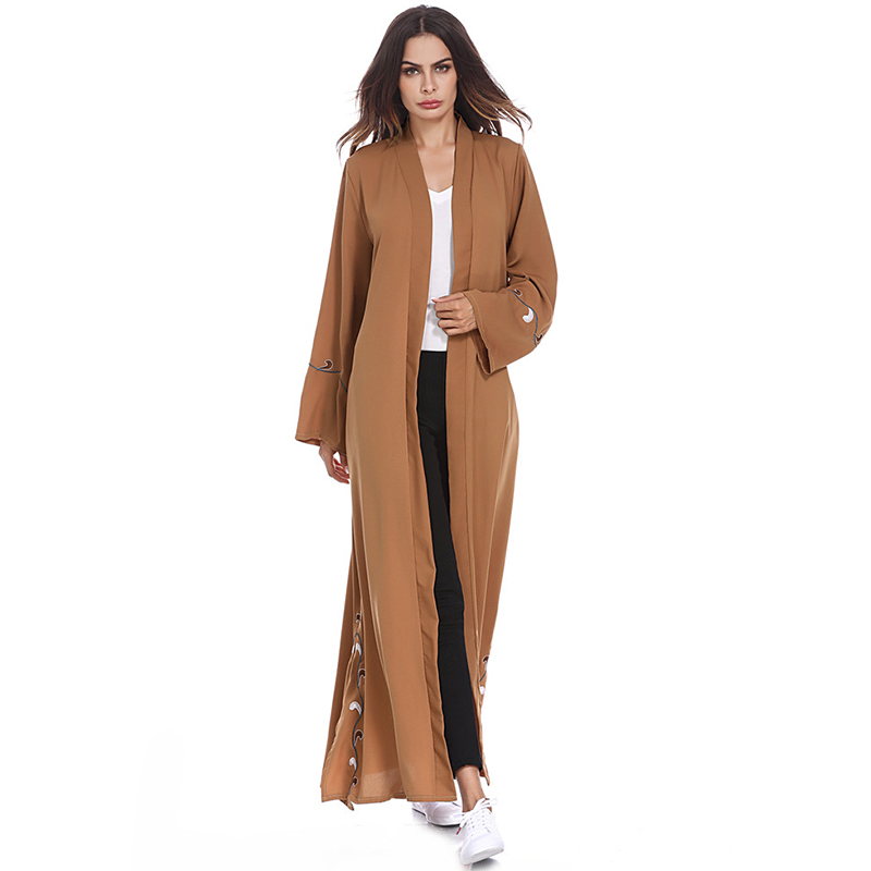 abaya islamic long dress 3