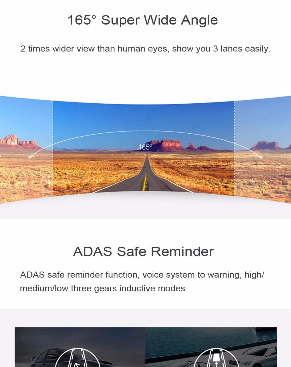Xiaomi YI Smart Dashcam Car DVR (4)