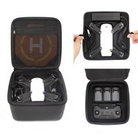 DJI Spark Remote Hard Shell Bag Double Deck Case Handheld Battery Storage Box PU Waterproof For