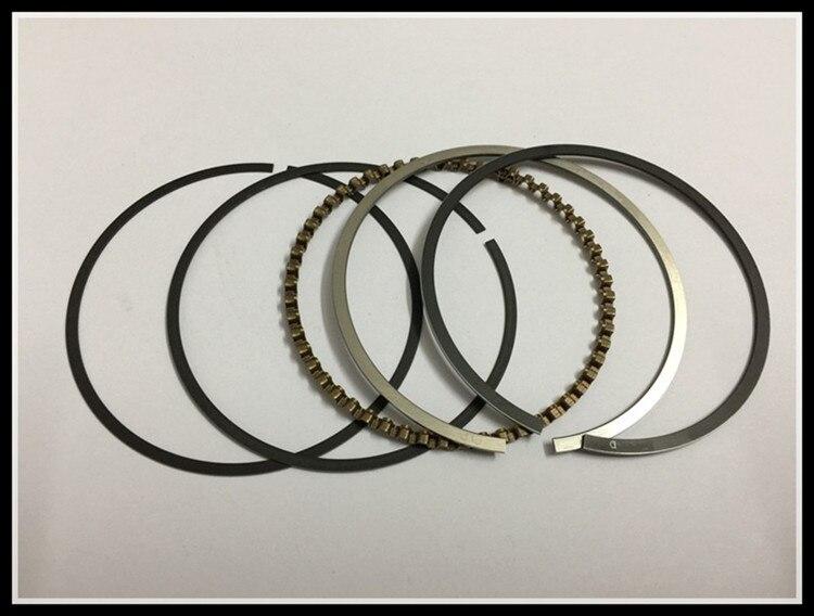 Prix pour Moto piston anneau CB250 CB250-G Piston anneau Moteur de moto Mode 166 FMM 65.5mm diamètre anneau