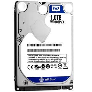 """Image 2 - WD Blu 1TB 2.5 """"SATA III Interno Hard Disk Drive 1000Gb HDD HD Hard Disk 6 Gb/s 8M 9.5mm 5400 RPM WD10JPVX per il Taccuino Del Computer Portatile"""