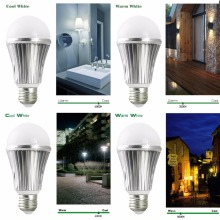 Dusk to Dawn Light Bulb Led Sensor Light Bulb 10W Day Night