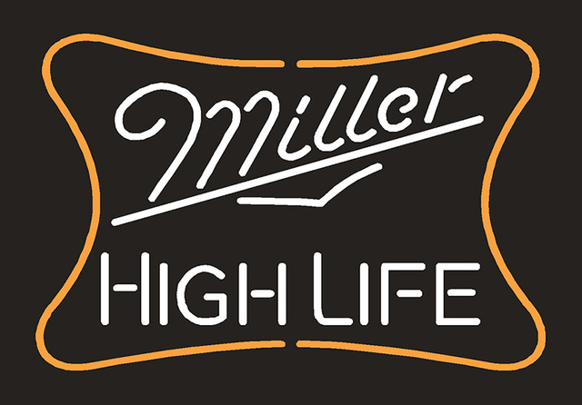 17x14 miller high life glass neon sign light beer bar pub sign 17x14 miller high life glass neon sign light beer bar pub sign arts aloadofball Images