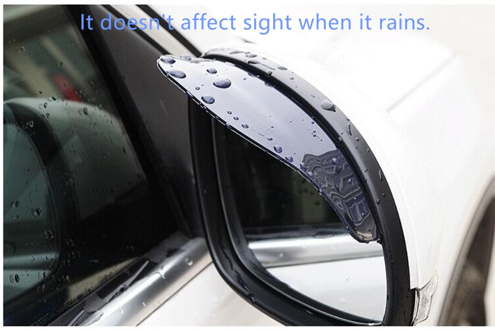 Vision tool for a car in a rainy day For Land Rover discovery 2 3 4 sport freelander 1 defender evoque Car-Styling Accessories