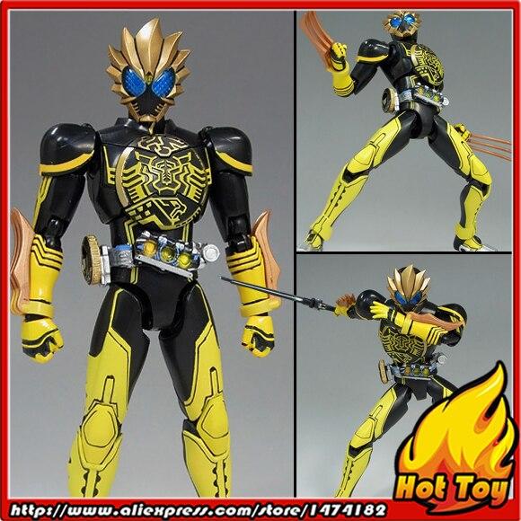 100% Original BANDAI Tamashii Nations S.H.Figuarts (SHF) Action Figure - Latorartar Combo from Kamen Rider OOO