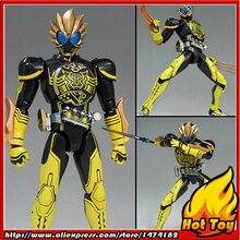 """100% original bandai tamashii nations s. h. figuarts (shf) figura de ação combinação de """"kamen rider ooo"""""""