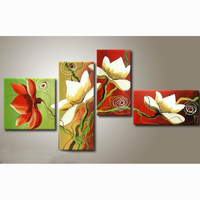 colours Flower triptych Diamond embroidery Painting rhinestones 3D picture cross stitch pattern Home decoration