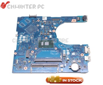 NOKOTION For Dell inspiron 14 5468 5468D 5566 Laptop Motherboard SR2ZU I5-7200U CPU BAL60 LA-D871P 0P1MTV P1MTV KCKCP 0KCKCP