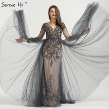 SERENE HILL Evening Dress 2019 A-Line With Train