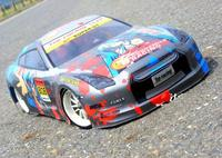 190mm PVC Painted Shell Body For 1 10 1 10 RC Car Item No 37