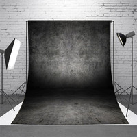 Retro Gray Wall Abstract Vinyl Photography Background Digital Printing Background For Photo Studio Photobooth Props 2.4*3.75M