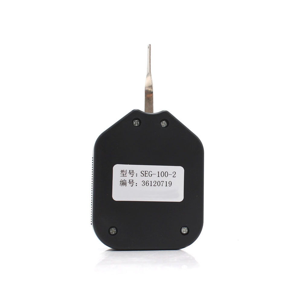 SEG-100-2 100g Tensiometer Analog Dial Gauge Double Pointer Force Tools  Tension Meter ~ Free