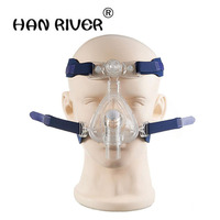 2018 high quality ventilator nose mask for all purpose sleep apnea with head and home breathing machine accessories