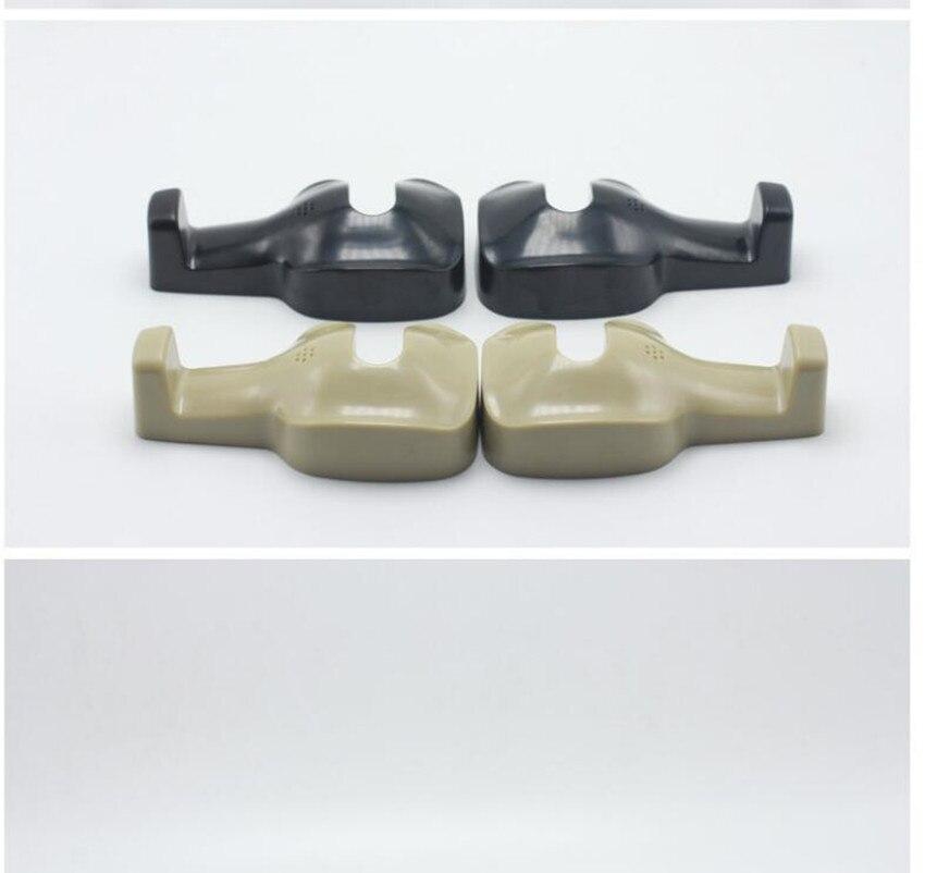 Car Tax Disc Holders 2pcs Car Seat Hook Accessories Portable For Fiat 500/panda /stilo /punto /doblo /grande /bravo 500 Ducato /minibus Car Styling Exterior Accessories