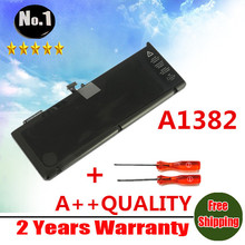 wholesale New Laptop Battery For Apple MacBook Pro 15″ A1286 2011 Version  MC721 MC723 MD318 MD322 MD303 MD304  A1382