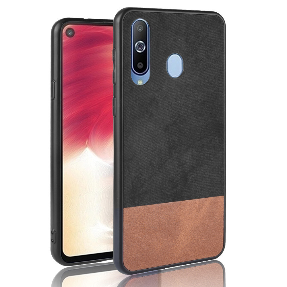 For <font><b>Samsung</b></font> Galaxy <font><b>A8S</b></font> Case 6.39 inch Luxury Cowboy Cloth Back Cover ShockProof Case For <font><b>Samsung</b></font> <font><b>A8S</b></font> <font><b>G8870</b></font> SM-<font><b>G8870</b></font> Phone Cases image