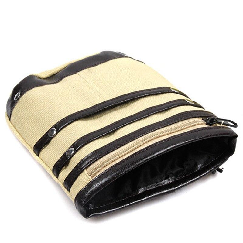 9e691930c حار بيع الرجال حقيبة! الخلفي دراجة السرج الحقيبة النارية فاني حزمة الخصر  حزام حقيبة