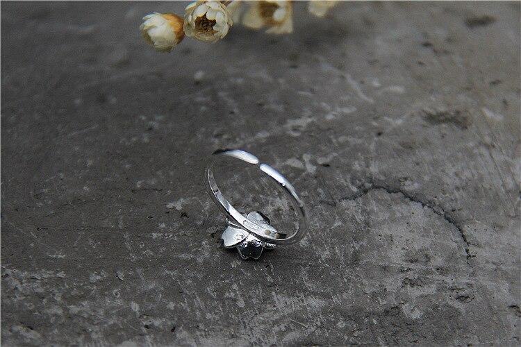 GLSEEVO S925 ստերլինգ արծաթե նորաձևություն - Նուրբ զարդեր - Լուսանկար 5