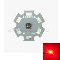 10pcs Lot Cree XLamp XP E XPE Red 620 630NM 3W High Power LED Light Emitter