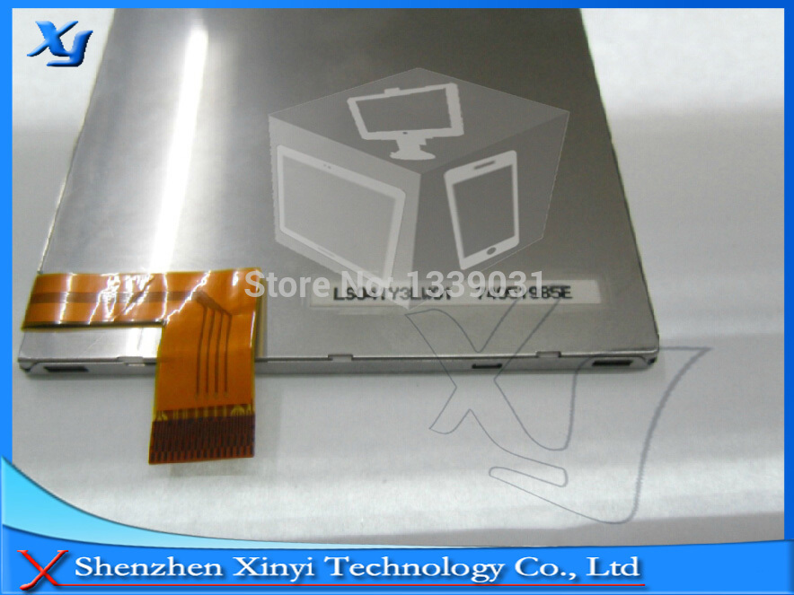 """Free shipping Original 4.1"""" for SHARP LS041Y3LW01 lcd screen display lcd panel 100% tested"""