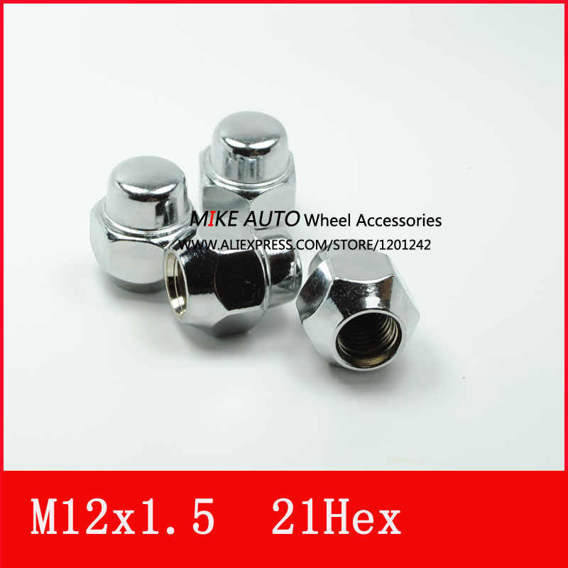 1 Pz M12x1.5 WHEEL DADI Esagonali Per la ruota di Mazda 3 Mazda6 Mazda CX-5 CX-7 2 5 RX