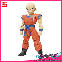Красивый ангел BANDAI S. h. figuarts (СВЧ) Dragon Ball Z/Kai Оригинальные Tamashii Наций Figuarts фигурку Krillin