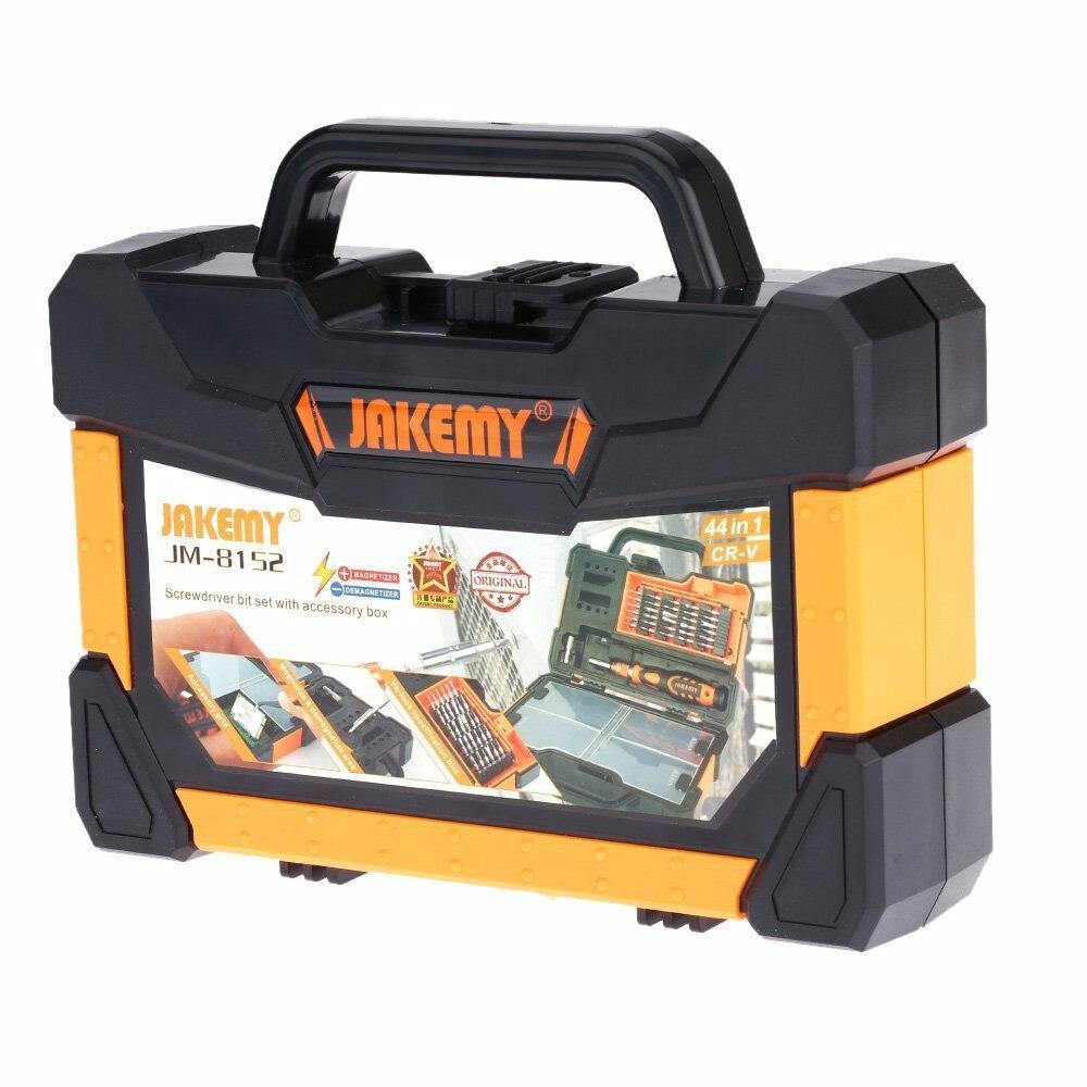 jm 8152 magnetic screwdriver repair tool set opening hand multitool tools tweezer toolbox. Black Bedroom Furniture Sets. Home Design Ideas